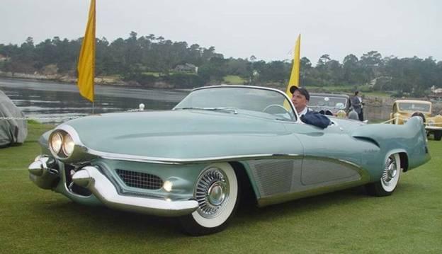 1951 Buick LaSabre