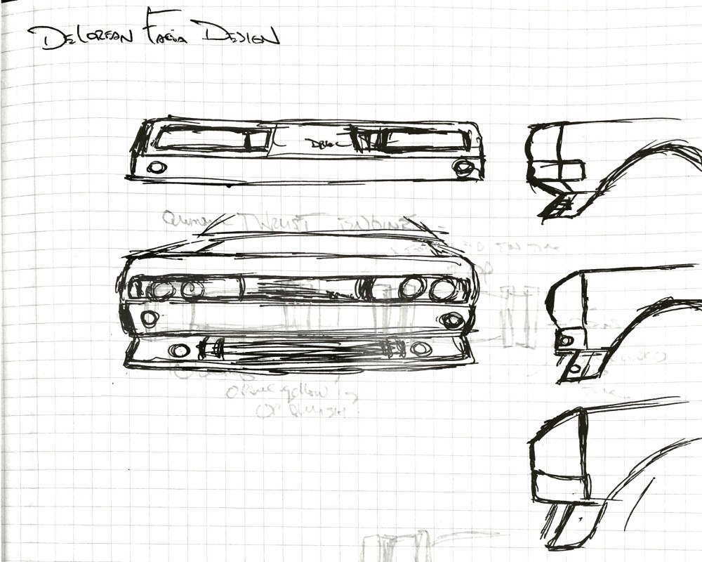 Some roughed out concepts.